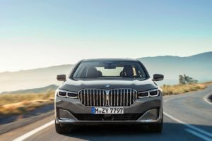 2021 BMW 7 Series Gas Mileage