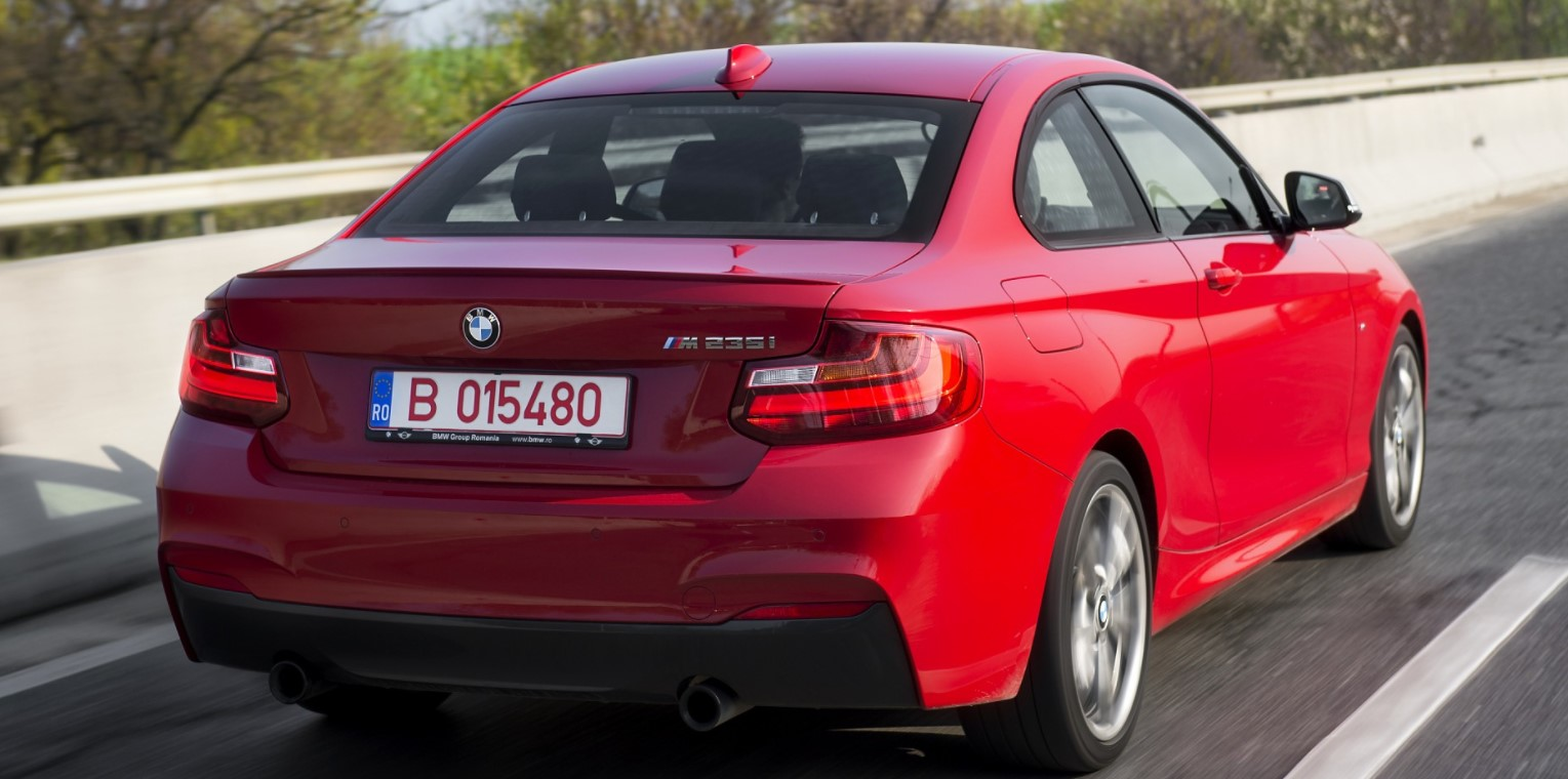 2022 BMW 2 Series Changes