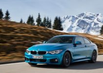 2022 BMW 4 Series Color Changes