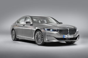 2022 BMW 7 Series Spy Photo