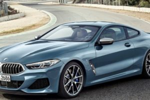 2022 BMW 8 Series Electric Range