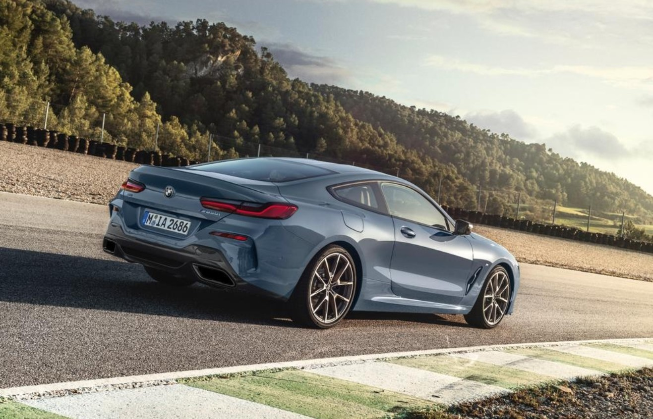 2022 BMW 8 Series Specification