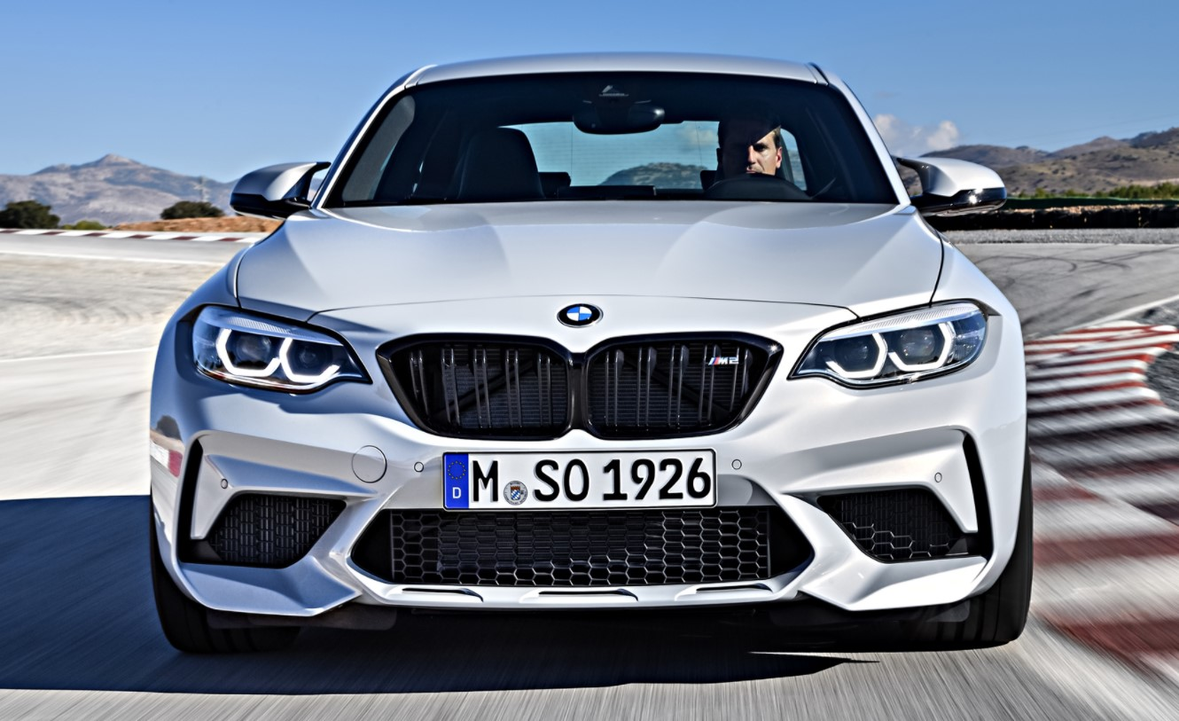 2022 BMW M2 Competition Rumor Release