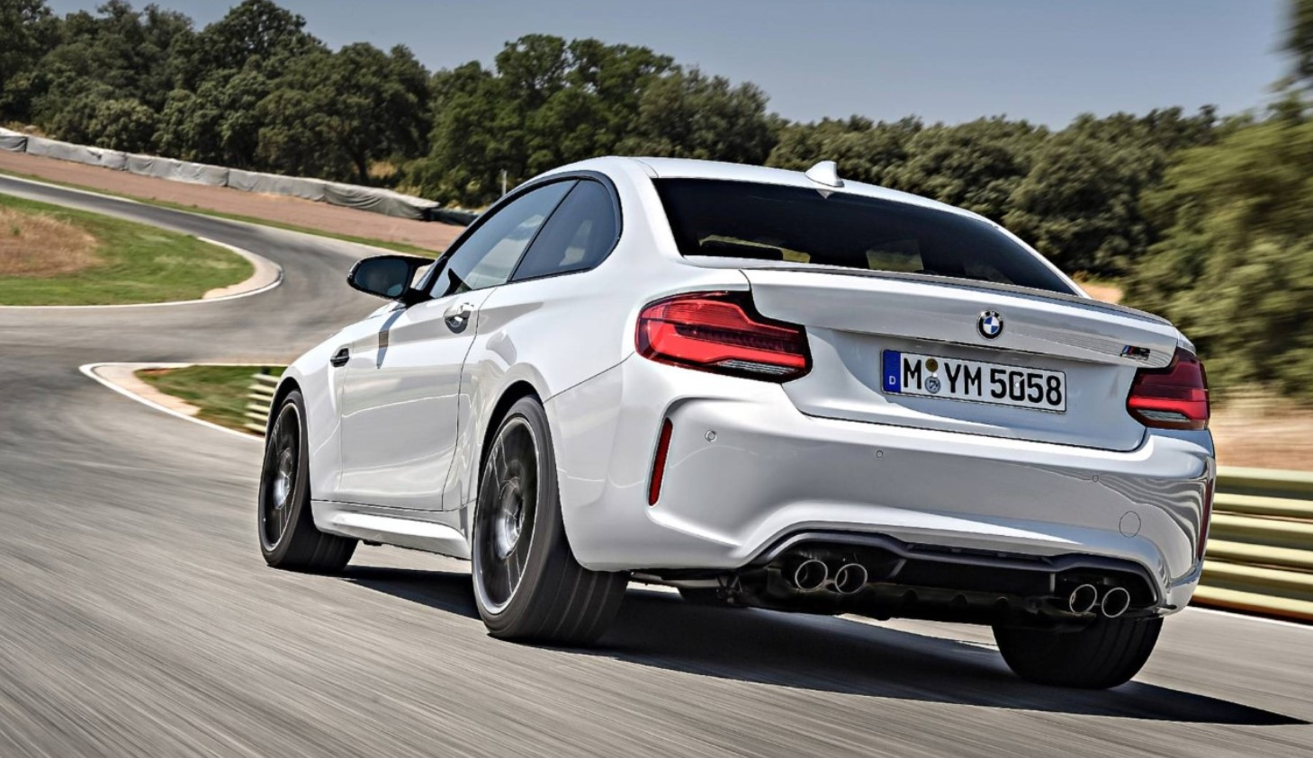 2022 BMW M2 Competition Specification