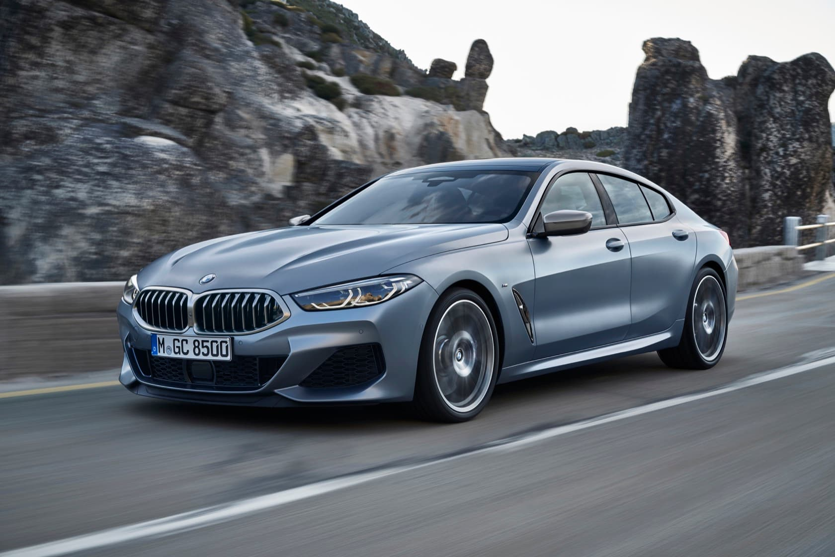 2020 BMW 8 Series Gran Coupe official: 4 doors and M850i ...