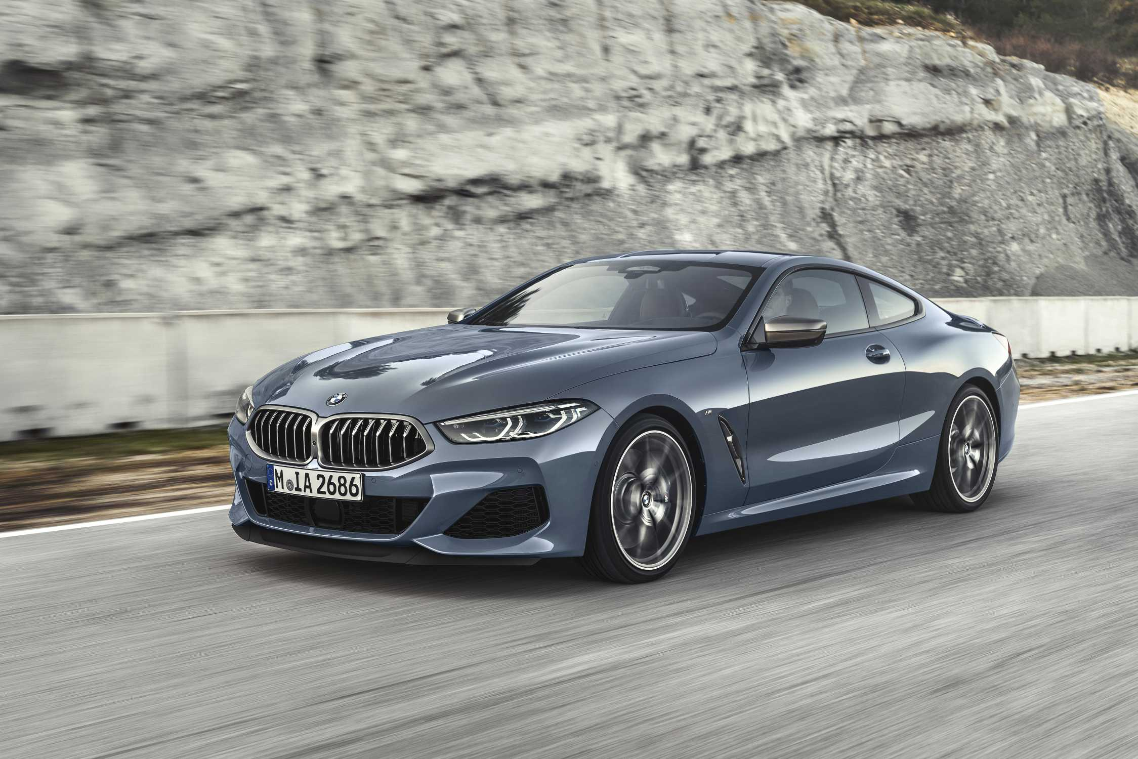 The 2020 BMW 840i and 840i xDrive Coupe and Convertible