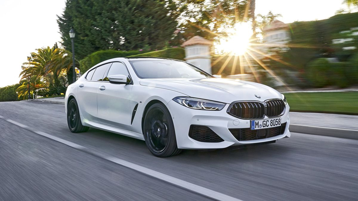 2020 BMW 840i Gran Coupe first drive review: The best 8 ...