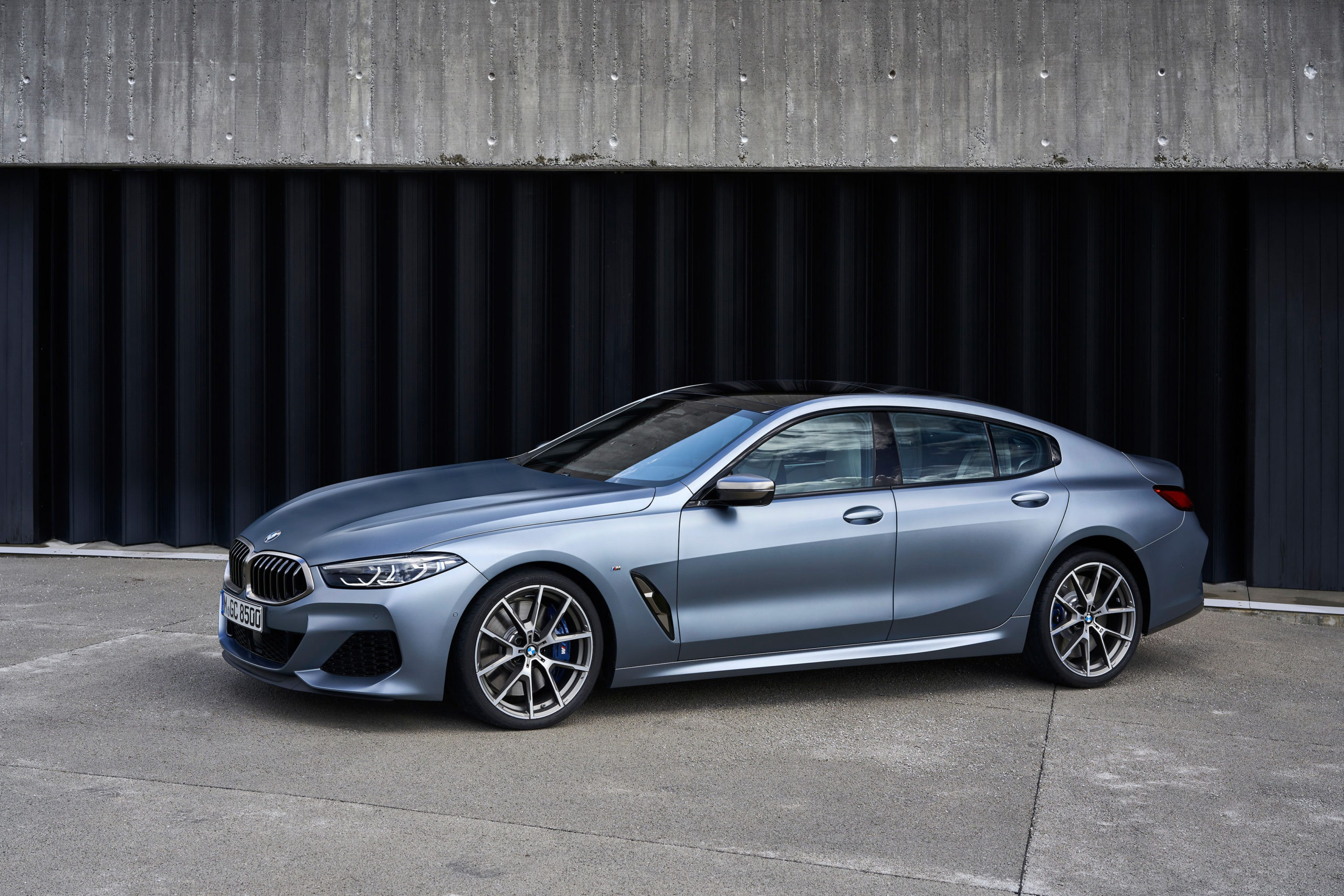 2020 BMW 8-Series Gran Coupe Is Handsome and Spacious ...