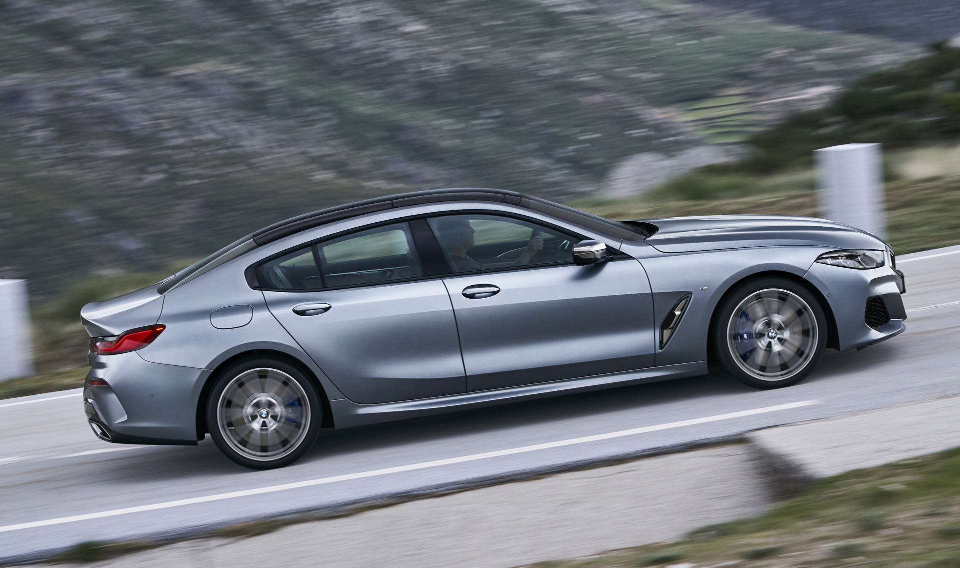 2020 BMW 8-Series Gran Coupe revealed, looks stunning