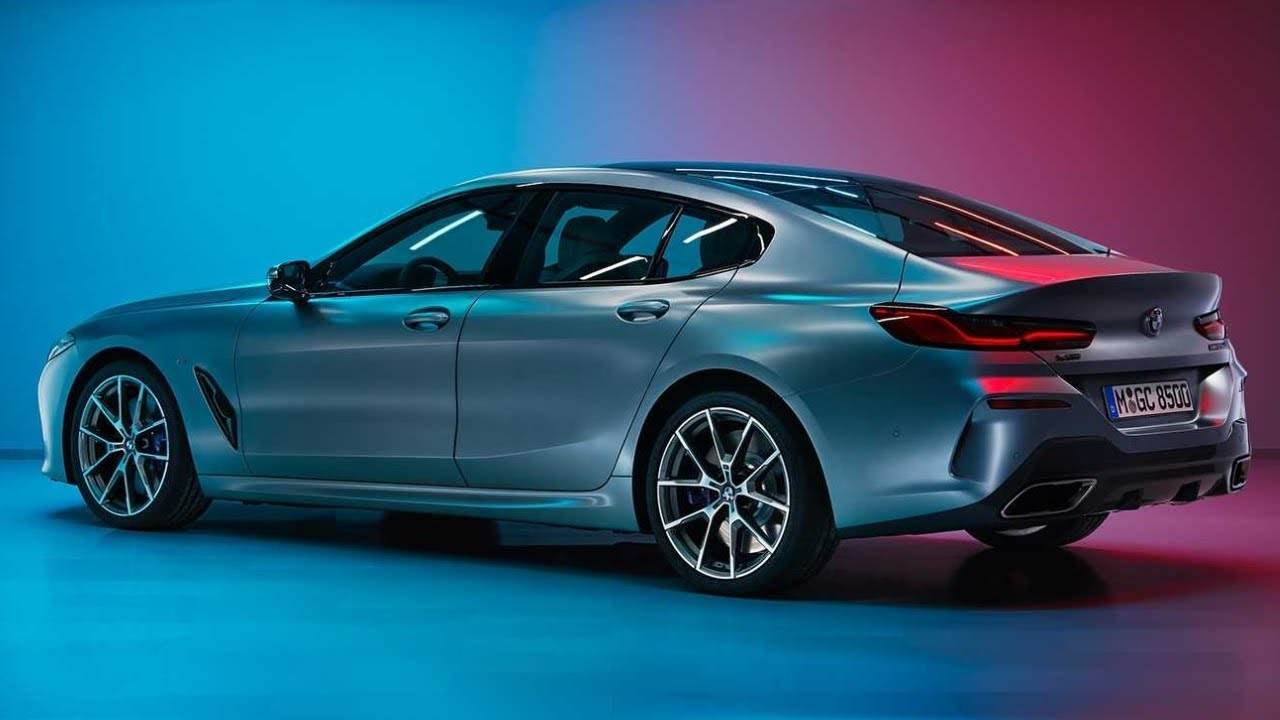 2020 BMW 8 Series M850i xDrive Gran Coupe Introduce