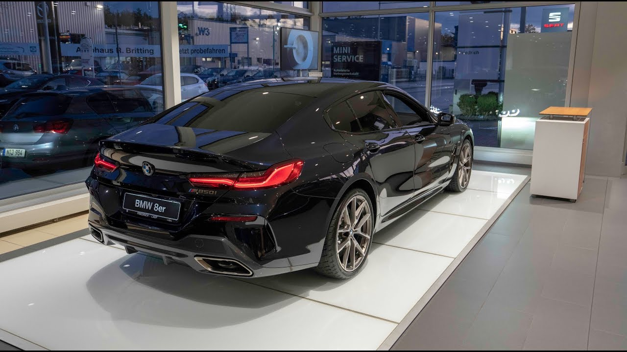 2020 BMW M850i Gran Coupe xDrive