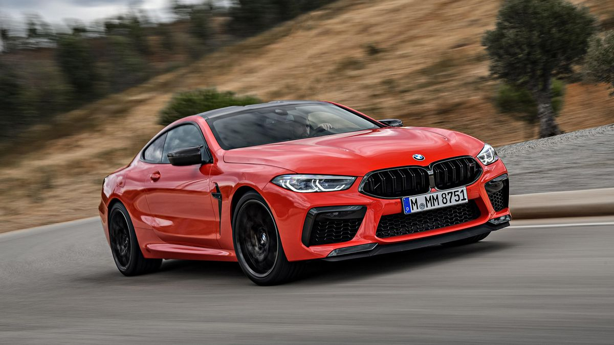 2020 BMW M8 first drive review: A heavyweight with finesse ...