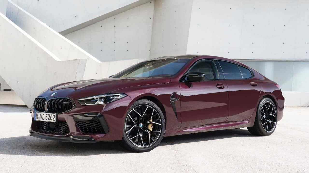 2020 BMW M8 Gran Coupe is here with 4 Doors and 617 Horses ...