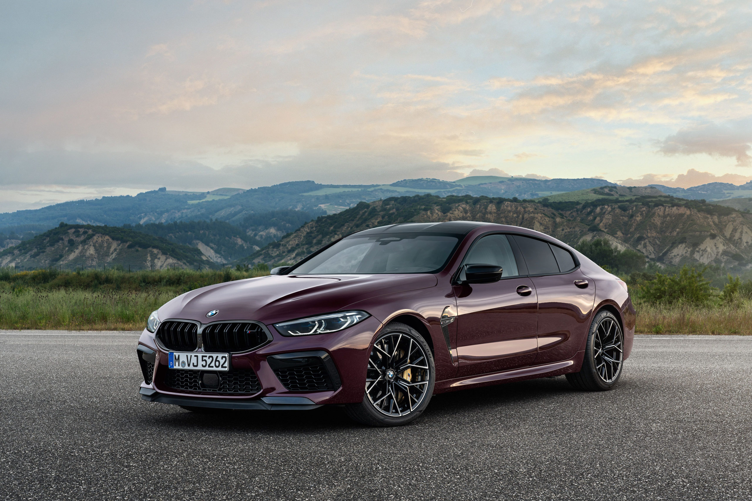 2020 BMW M8 Gran Coupe Review, Pricing, and Specs