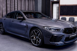 Good Luck Getting The BMW M8 Gran Coupe Competition To Look ...