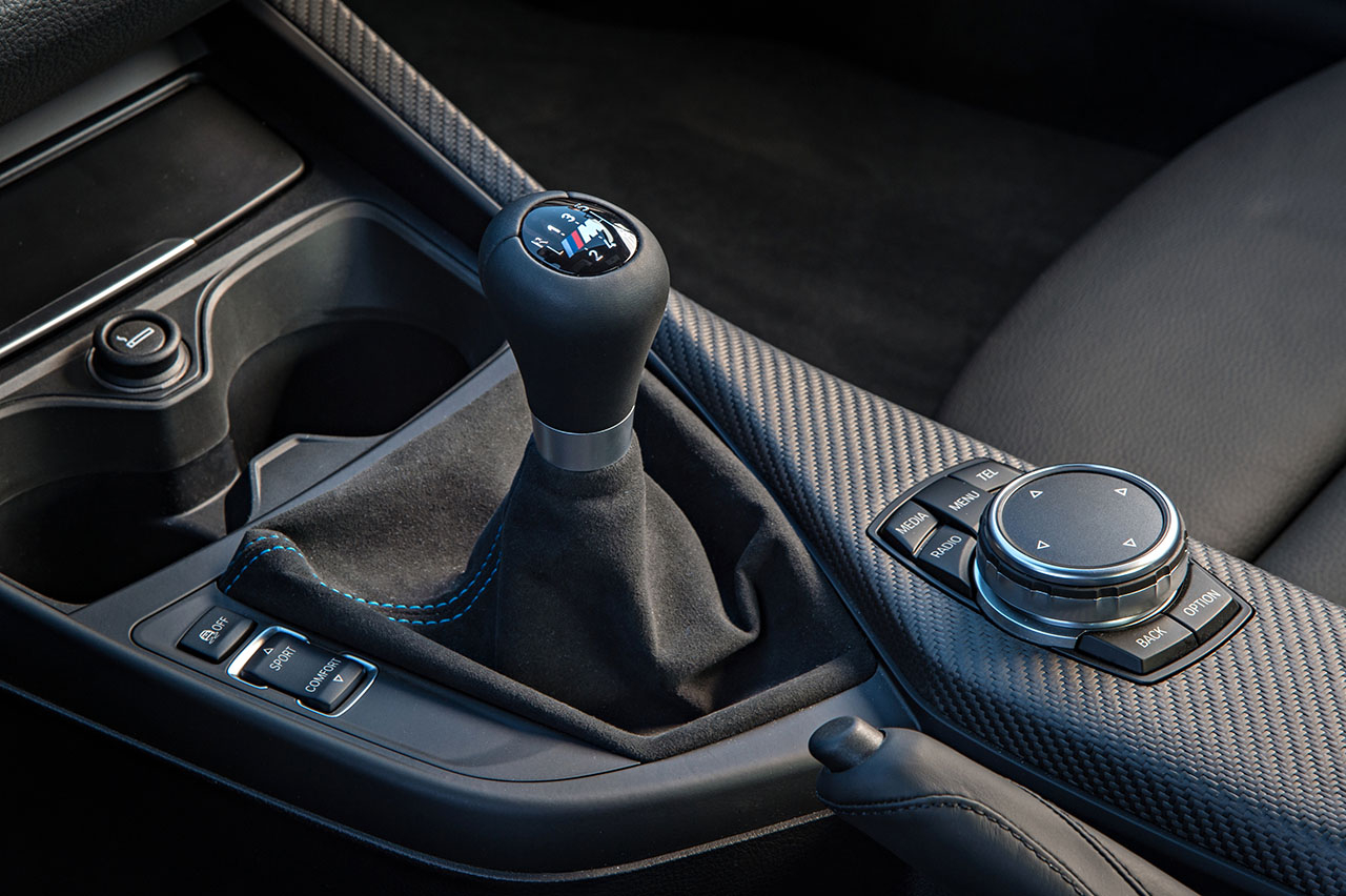 The BMW Manual Transmission is Dying Fast - Here's What's ...