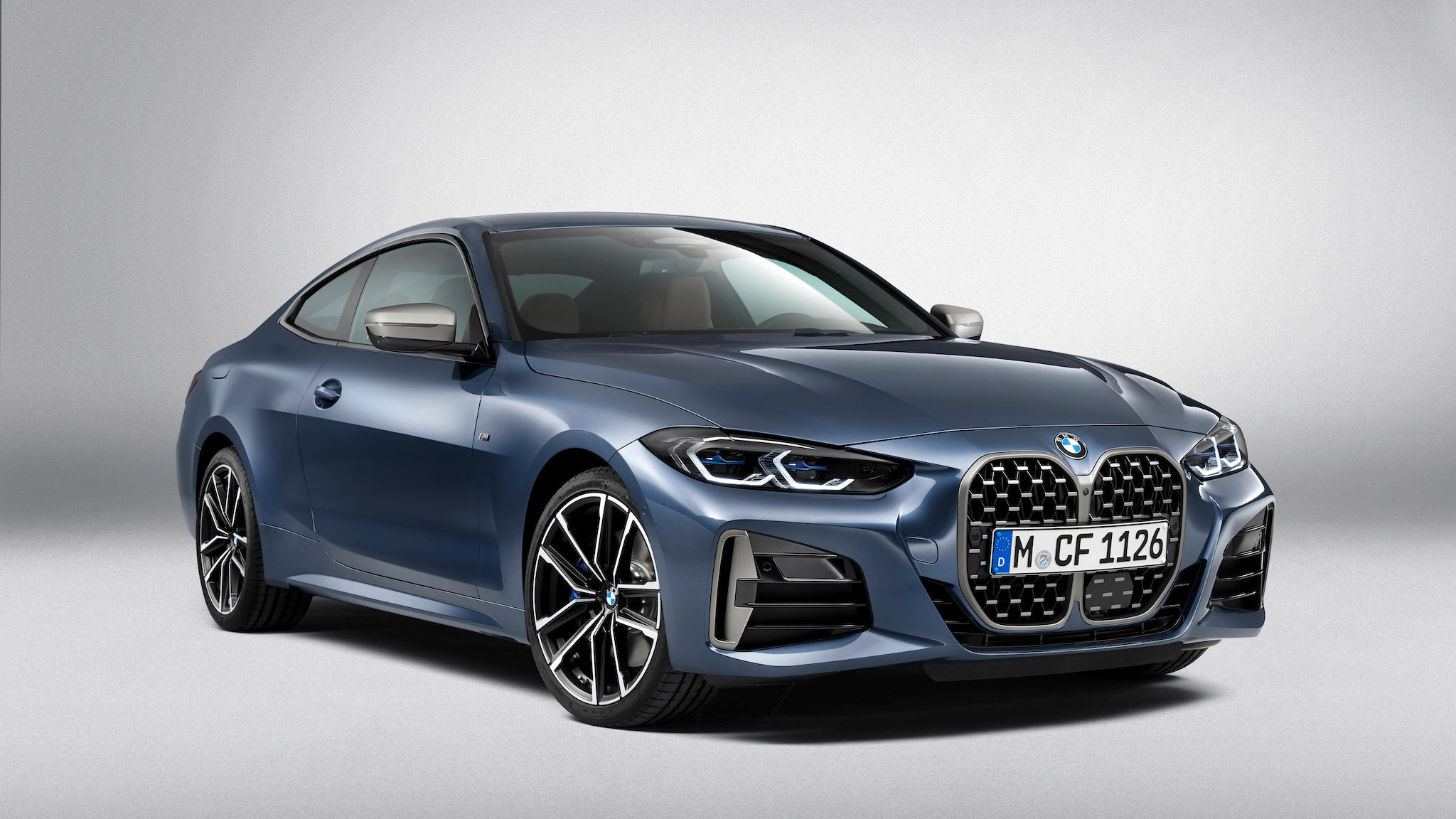 2021 BMW 4 Series First Look: The Bimmer With the Big Grille