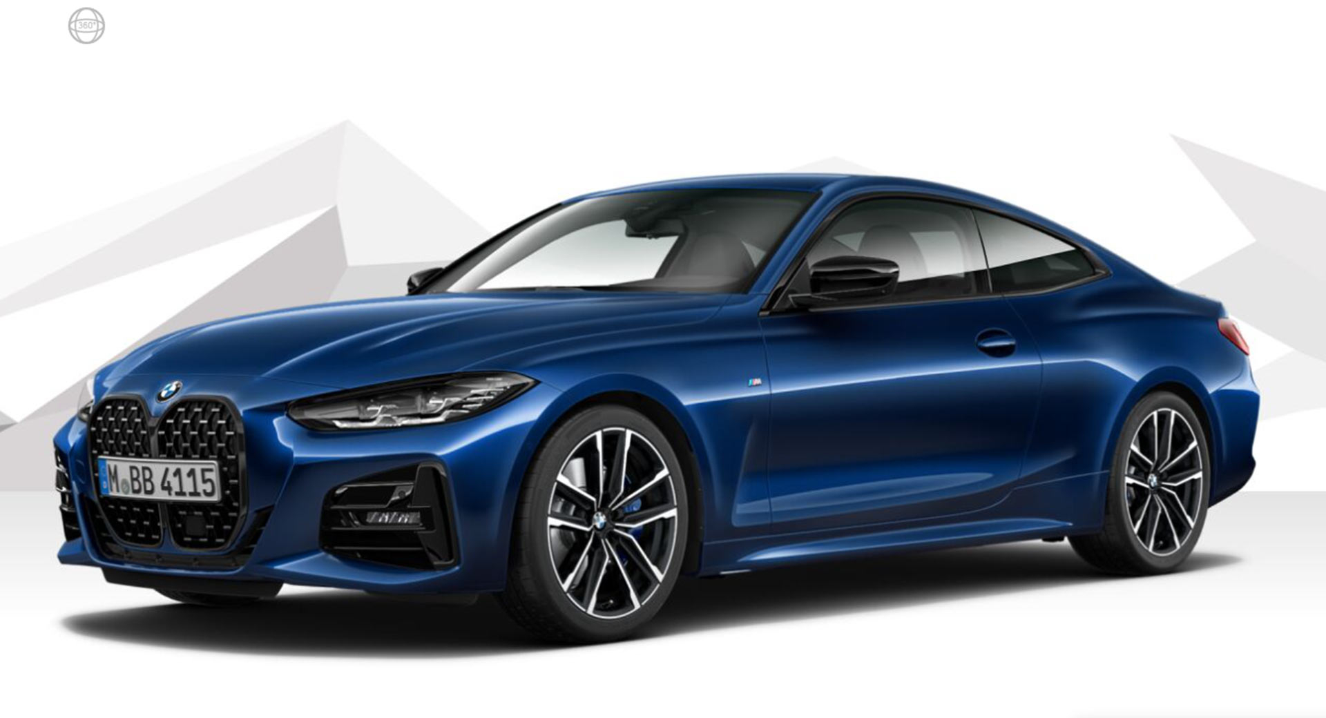 Design Your Perfect New BMW 4-Series Coupe With This ...