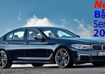 New 2022 BMW 5-Series Updated