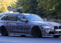 2022 BMW M3 Touring Prototype Dials Its Sport Settings To ...