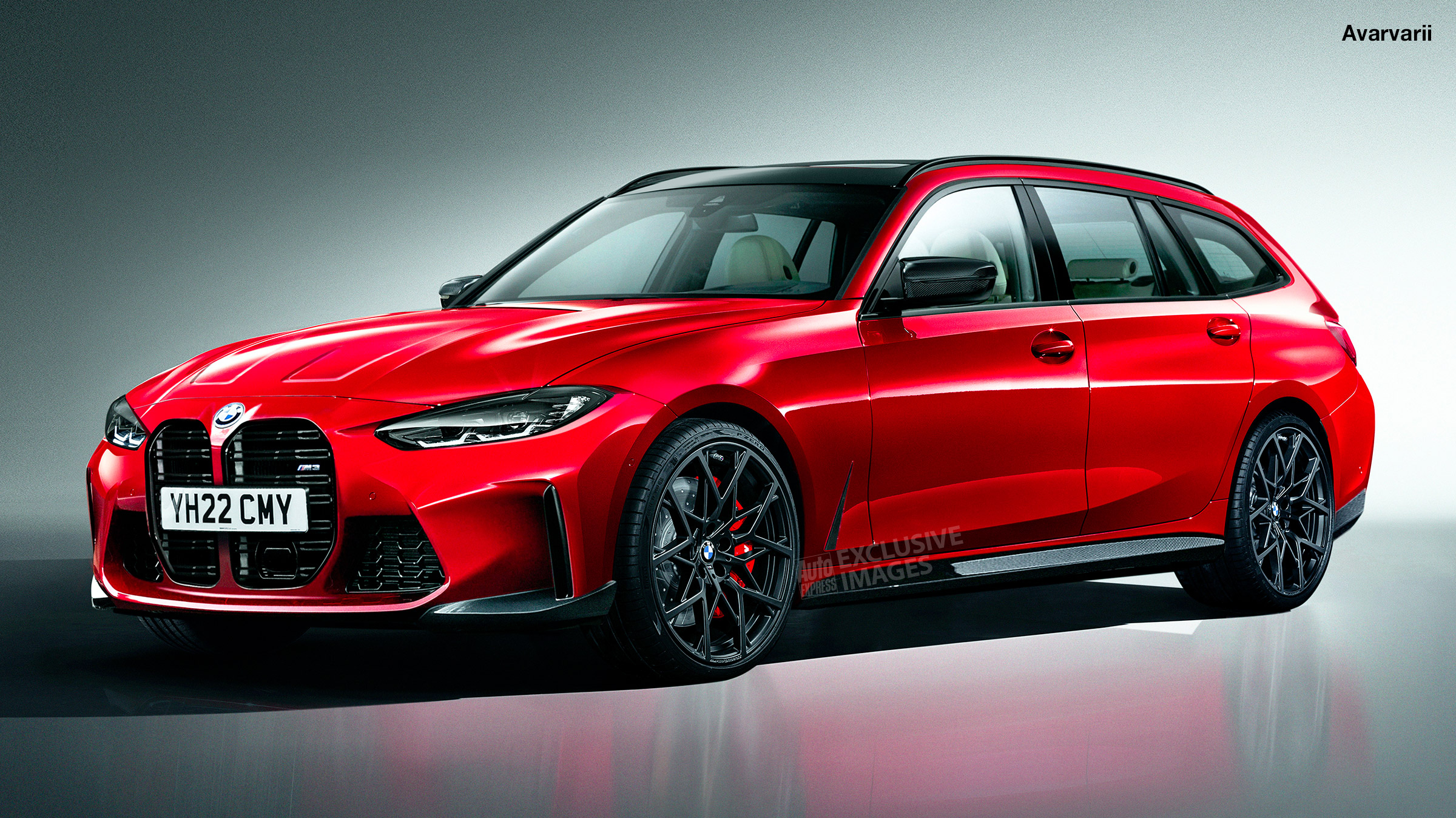 New 2022 BMW M3 Touring officially confirmed   Auto Express