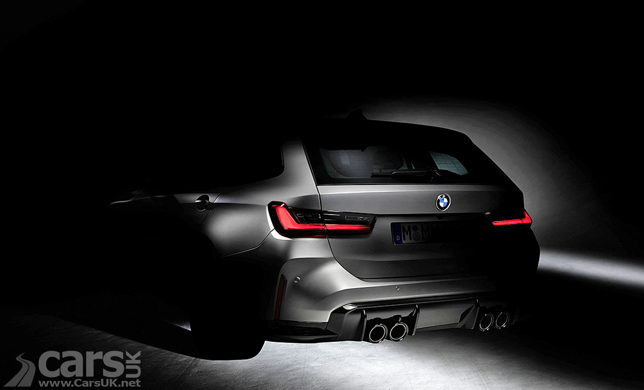 New BMW M3 Touring CONFIRMED by BMW - expect it in 2022 ...