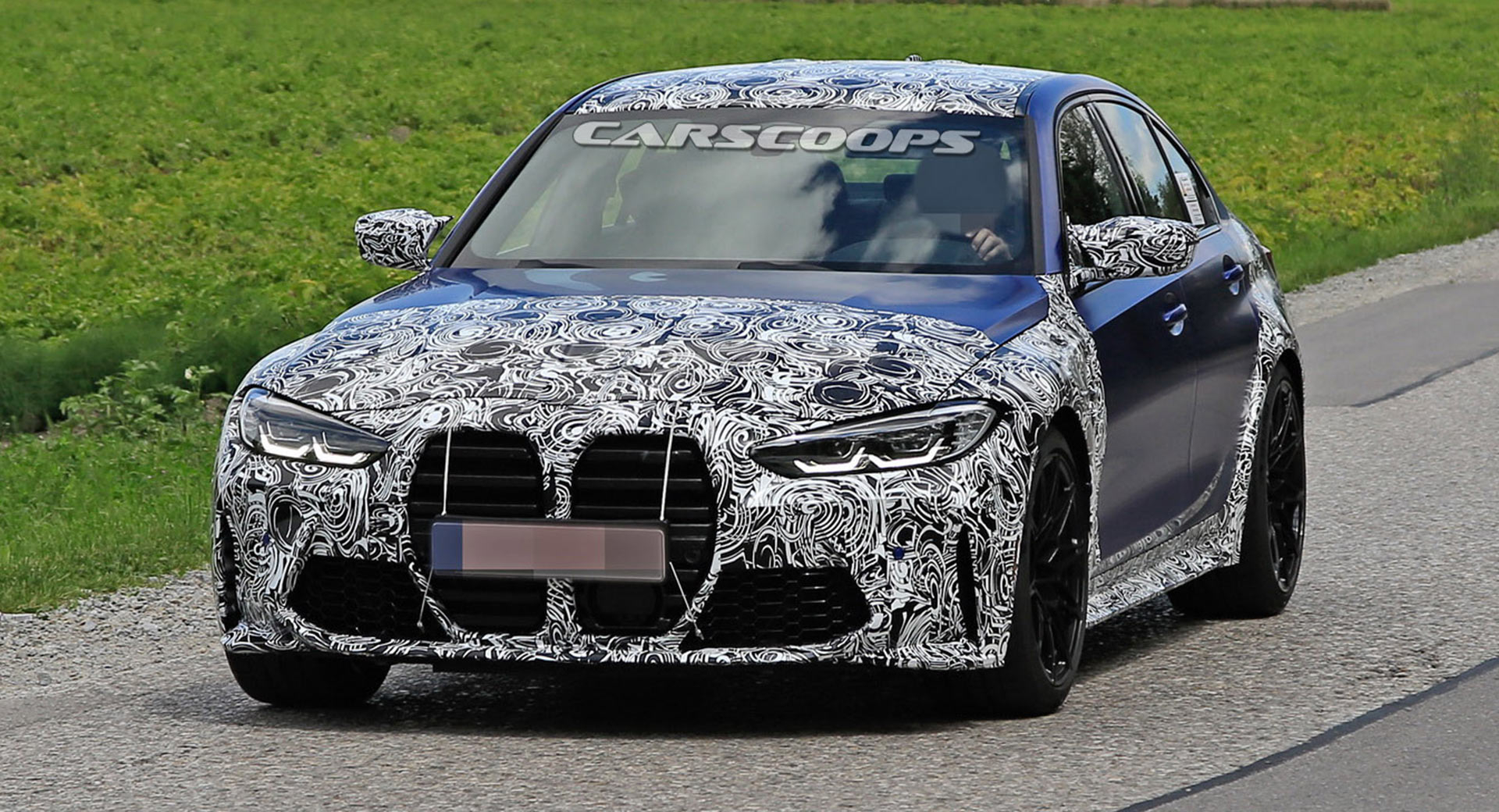 All-Wheel Drive BMW M3 And M4 Will Land For The 2022 Model ...