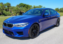 2018 BMW M5 in Marina Bay Blue Metallic w/ Executive Pkg ...