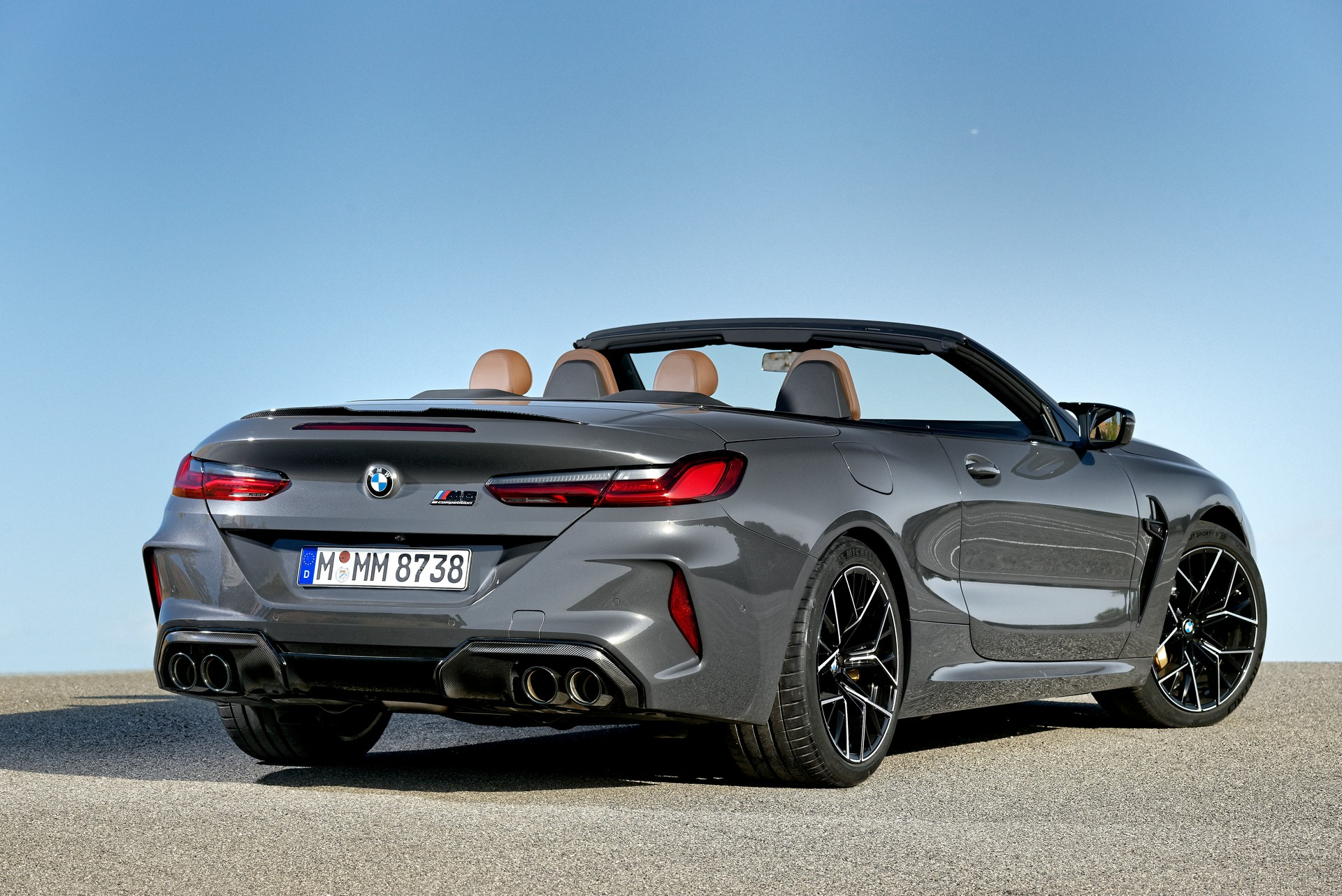 BMW USA Kills The M8 Coupe And Convertible For 2021, But ...