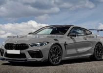 2022 BMW M8 CSL Rendered As Details Emerge About Strange ...