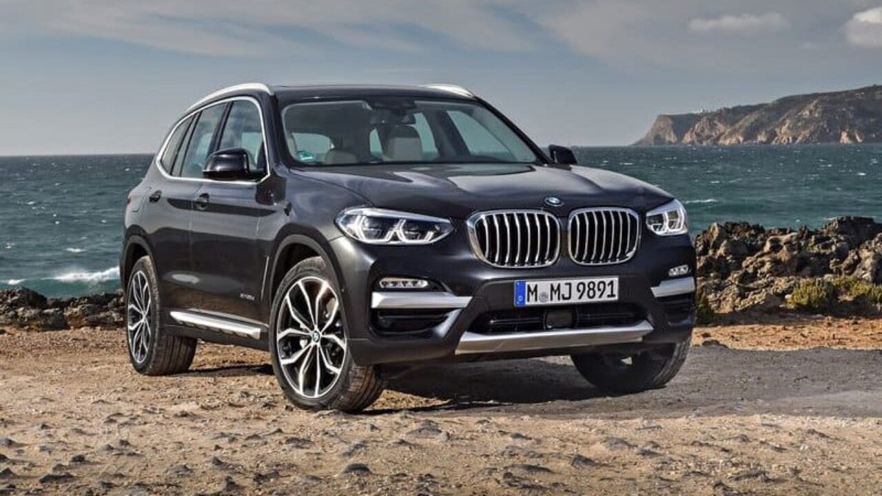 BMW Tests the 2022 X3 Facelift, Spies Are Right There ...
