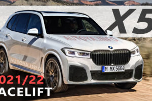 2021 BMW X5 Facelift G05 Look if Follow Other 2022 BMW SUV Models Redesign