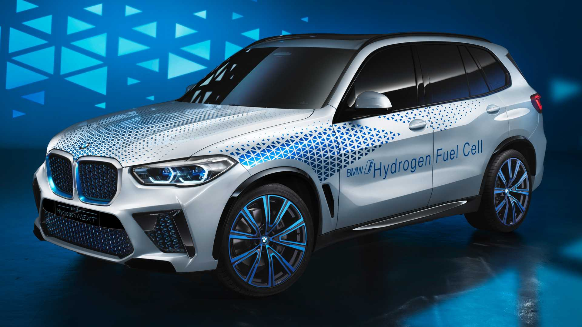 BMW Will Launch Fuel Cell Electric X5 SUV In 2022