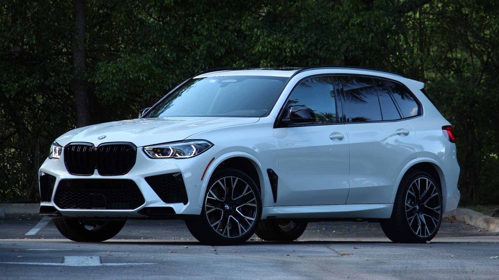 2020 BMW X5 M Competition Review: Pointless But Perfect