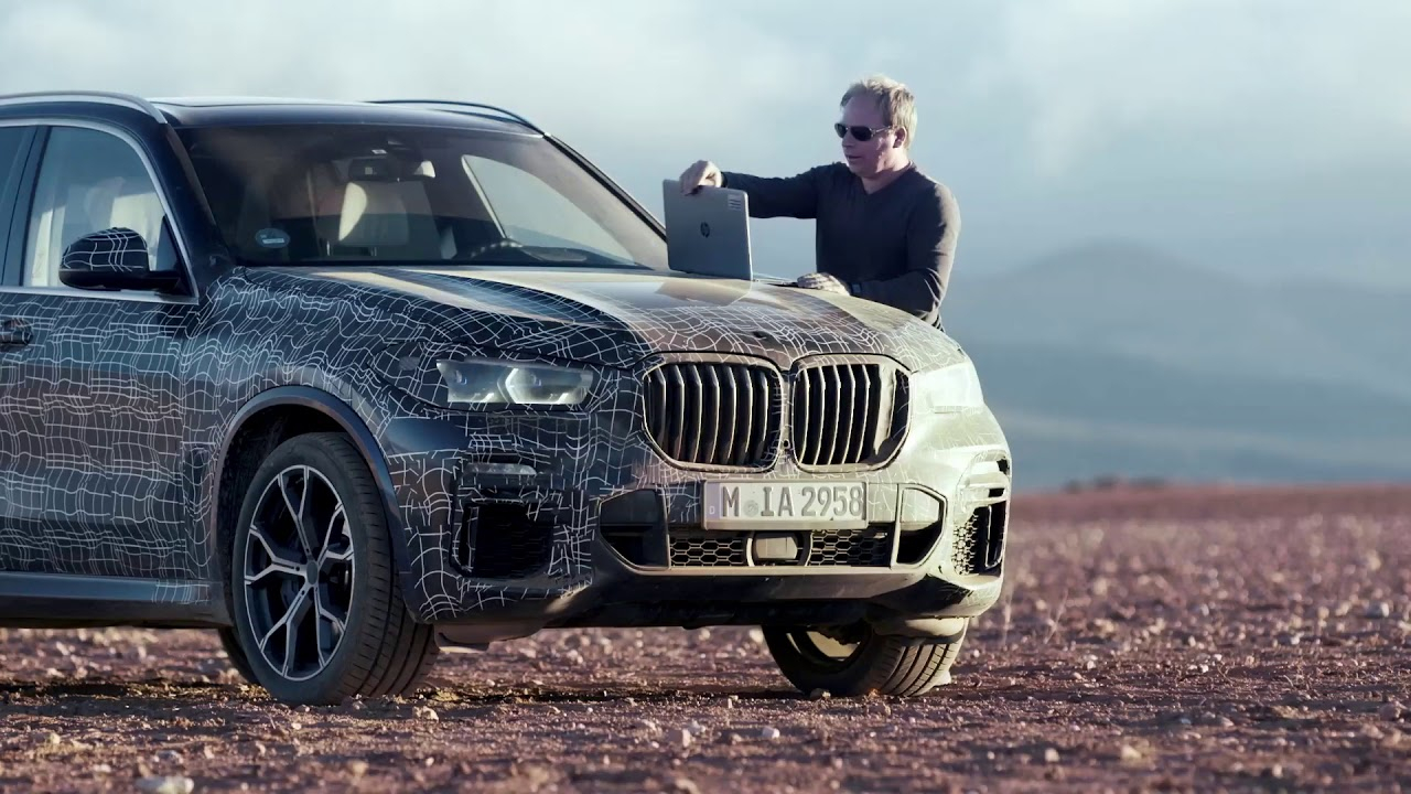 BMW Teases 2019 X5, Confirms New Off-Road Package | Carscoops