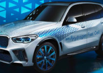 2022 BMW X5 Hydrogen Electric SUV - 369HP w/ Long Range!