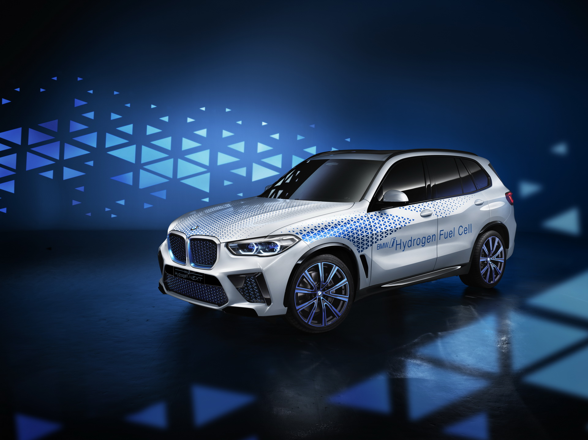 BMW X5-Based i Hydrogen NEXT On Track For 2022   Carscoops