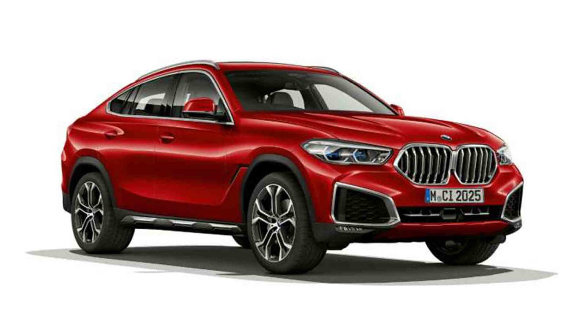 BMW X6 BS6 Price, Images, Colours & Reviews - CarWale