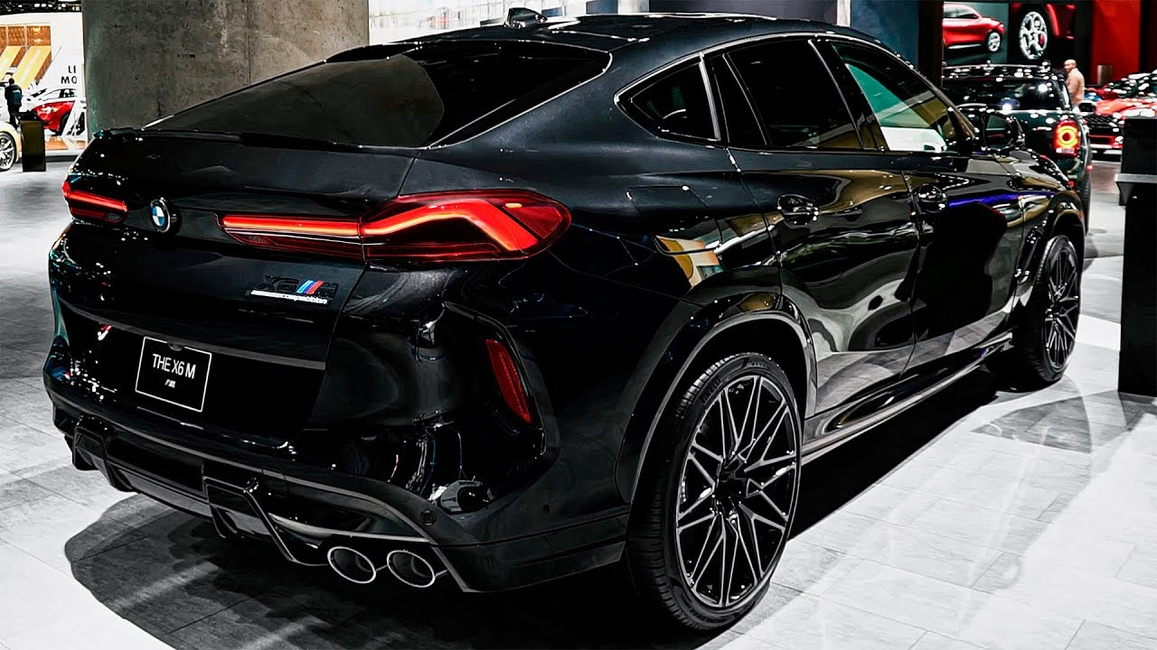 BMW X6 M (2020) Competition - New High-Performance X6
