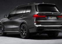 2021 BMW X7 Puts On A Sinister Suit With Dark Shadow Edition ...