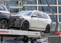 2022 BMW X7 Facelift Spied With New Headlight Design ...