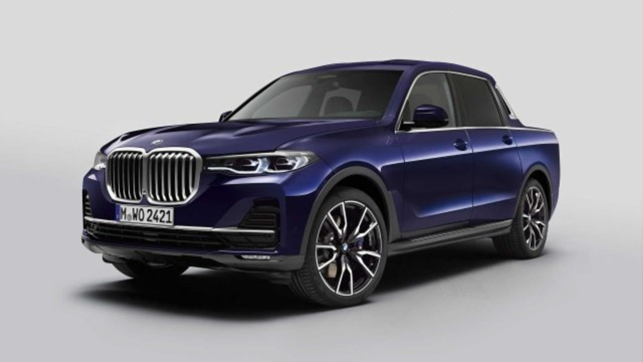2022 BMW X7 truck goes into production? - Upcoming Cars Reviews