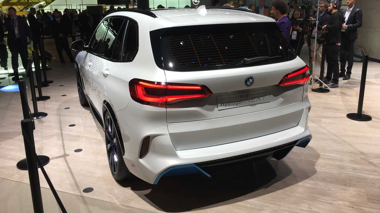 2022 BMW X5 Hydrogen Version To Produce 369 HP With Toyota's ...