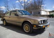 1984 BMW 318i 1 Owner Rust Free Garage Kept 5 Speed