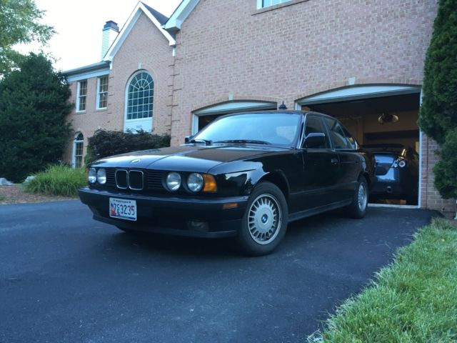 1992 BMW 525i Manual Classic BMW 5 Series 1992 For Sale
