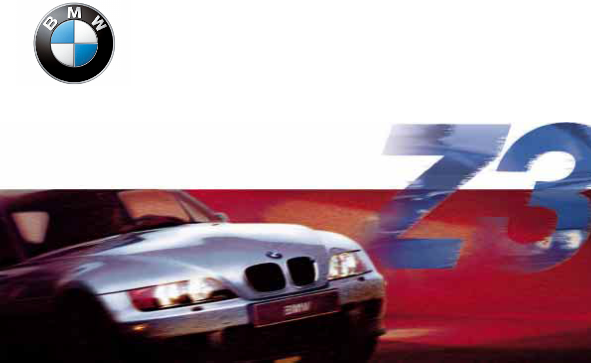 1998 Z3 Owners Manual - [PDF Document]