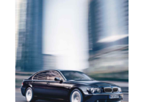 BMW 745i 2004 E65 Owner's Manual (232 Pages)