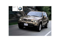 2004 BMW X5 4.4i Owner's Manual [Sign Up & Download ...