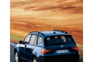 BMW X3 3.0I 2005 E83 Owner's Manual (126 Pages)