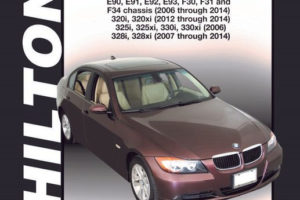 BMW 325i 325xi 328i 328xi 330i 330xi Repair Manual